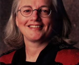 福特基金会主席苏珊•白瑞斯福特