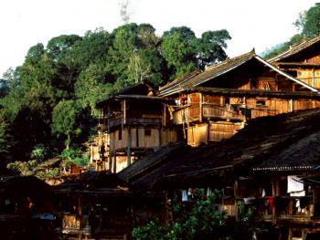 侗族民间建筑
