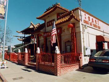 国中之国―美国洛杉矶中国城3