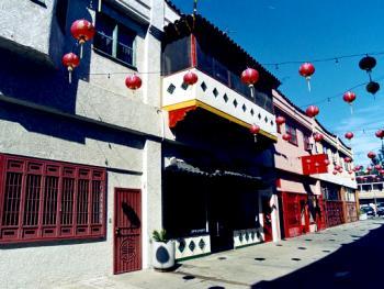 国中之国―美国洛杉矶中国城6