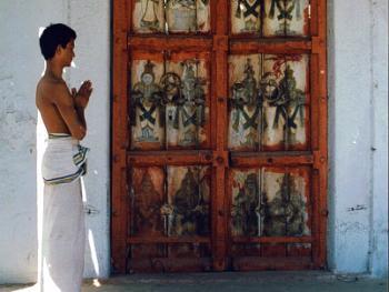 海得拉巴市的门