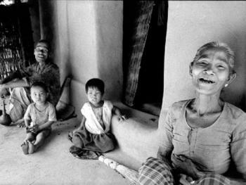 孟加拉家庭