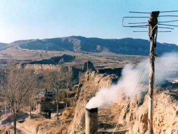 晋西北宁武神池两县交界的大河口居住着十多户长城人家