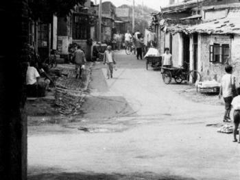 百年大直沽街景