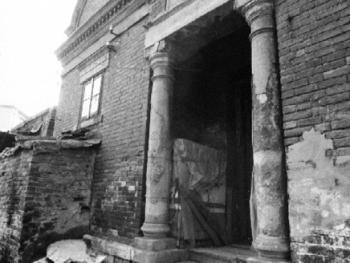 大直沽毕家胡同毕家大院是一座德式与中式相结合的住宅