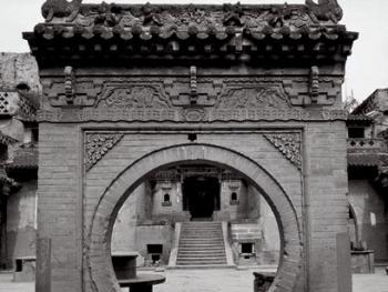 中国古民居三雕装饰艺术01
