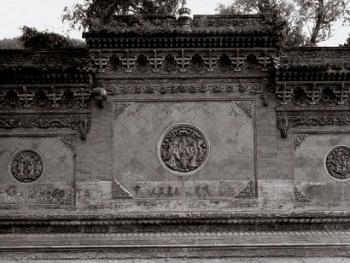 中国古民居三雕装饰艺术03