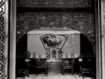 中国古民居三雕装饰艺术06