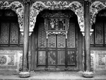 中国古民居上的龙饰2