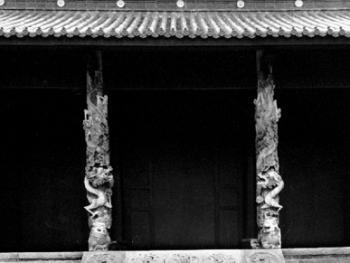 中国古民居上的龙饰4