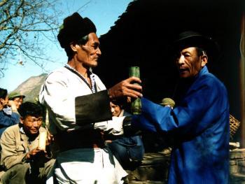 怒江傈僳族的杵酒12