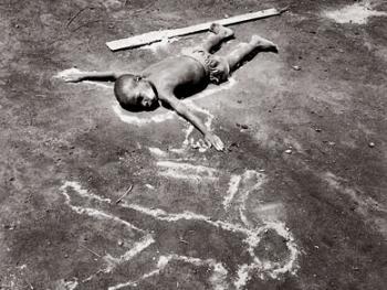 喀麦隆的巴卡俾格米人