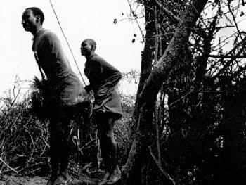 坦桑尼亚的巴洛巴支人