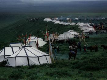 藏族插箭节02