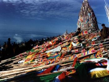 藏族插箭节04
