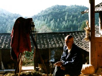 获世界基尼斯之最的山村摄影师李天炳1