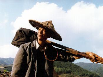 获世界基尼斯之最的山村摄影师李天炳2