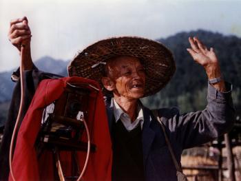 获世界基尼斯之最的山村摄影师李天炳3