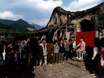 获世界基尼斯之最的山村摄影师李天炳5