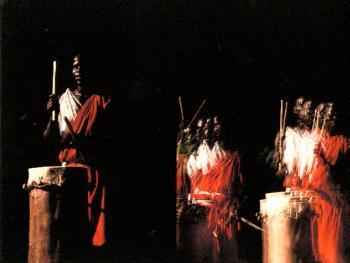 布隆迪鼓手05