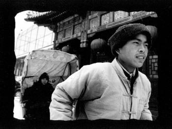 北京城里的人力车夫11