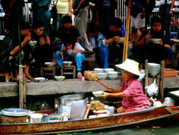 泰国水上市场11