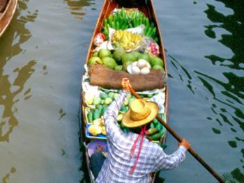 泰国水上市场07