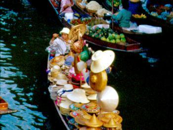 泰国水上市场06