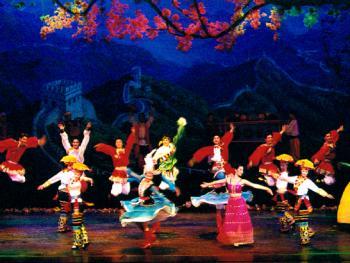 中国民族舞蹈03
