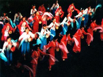 中国民族舞蹈