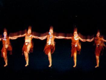 中国民族舞蹈11