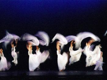 中国民族舞蹈09
