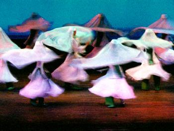 中国民族舞蹈08