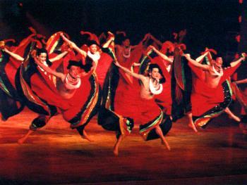 中国民族舞蹈07