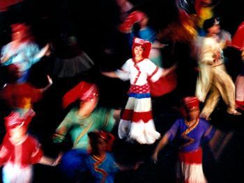 中国民族舞蹈06