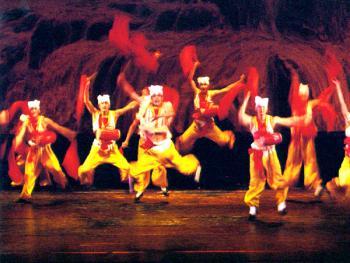 中国民族舞蹈05