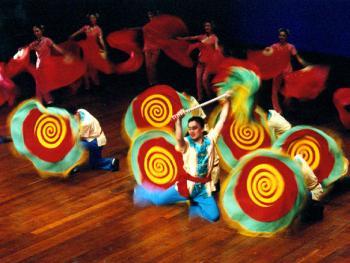 中国民族舞蹈04