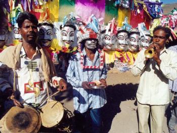 印度的胡里节08