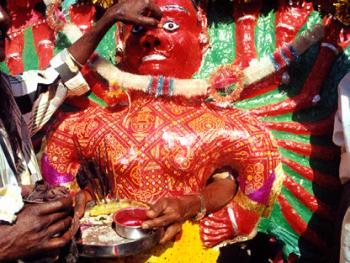 印度的胡里节06