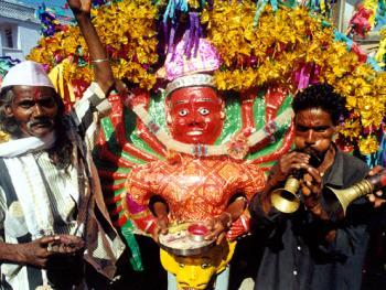 印度的胡里节05