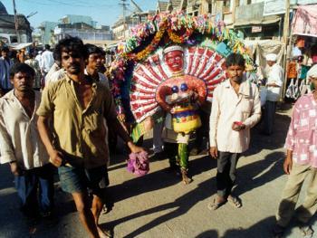 印度的胡里节04