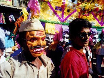 印度的胡里节03