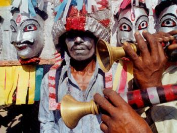 印度的胡里节02