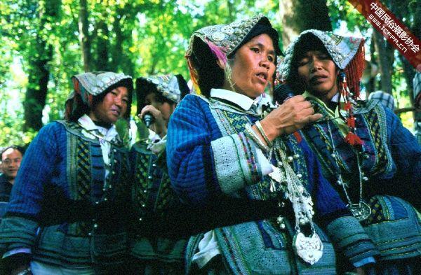摄影 彝族/彝族荞菜节11