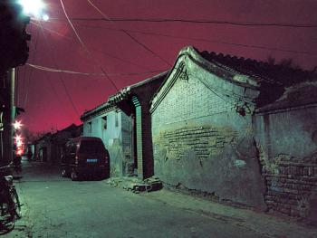 2001,北京胡同2