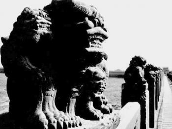 6.卢沟桥石狮
