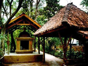 印度拉贾斯坦邦和古吉拉特邦的乡村民居建筑 (2)