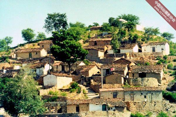 建筑 摄影 民居/印度拉贾斯坦邦和古吉拉特邦的乡村民居建筑 (6)