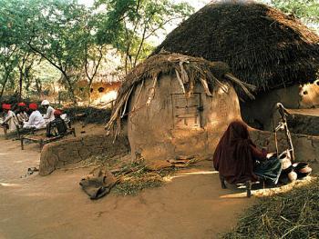 乡村民居建筑