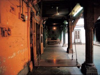 印度拉贾斯坦邦的传统建筑